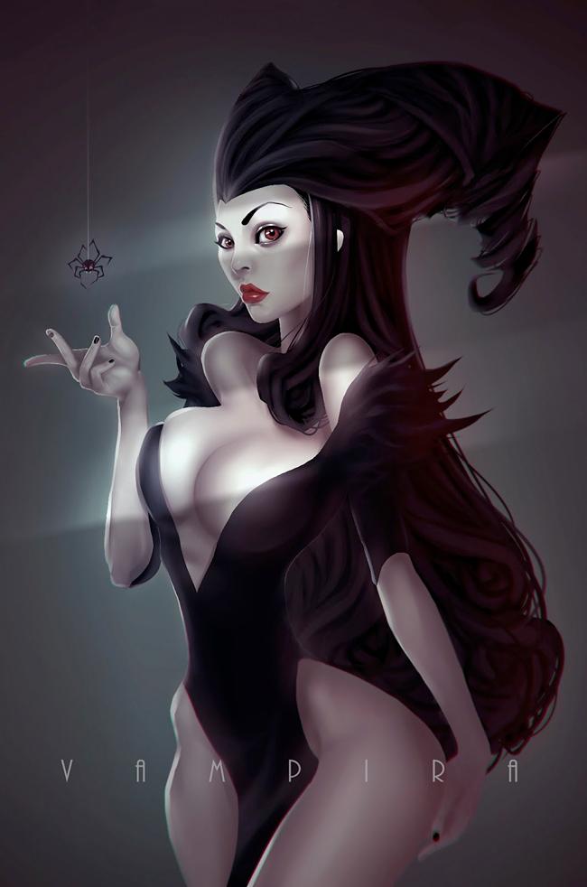 Vampira - Niko Evangelista