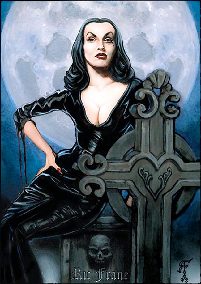 Vampira - Ric Frane