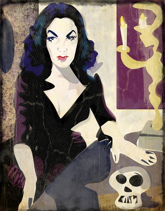 Vampira - Rita Flores