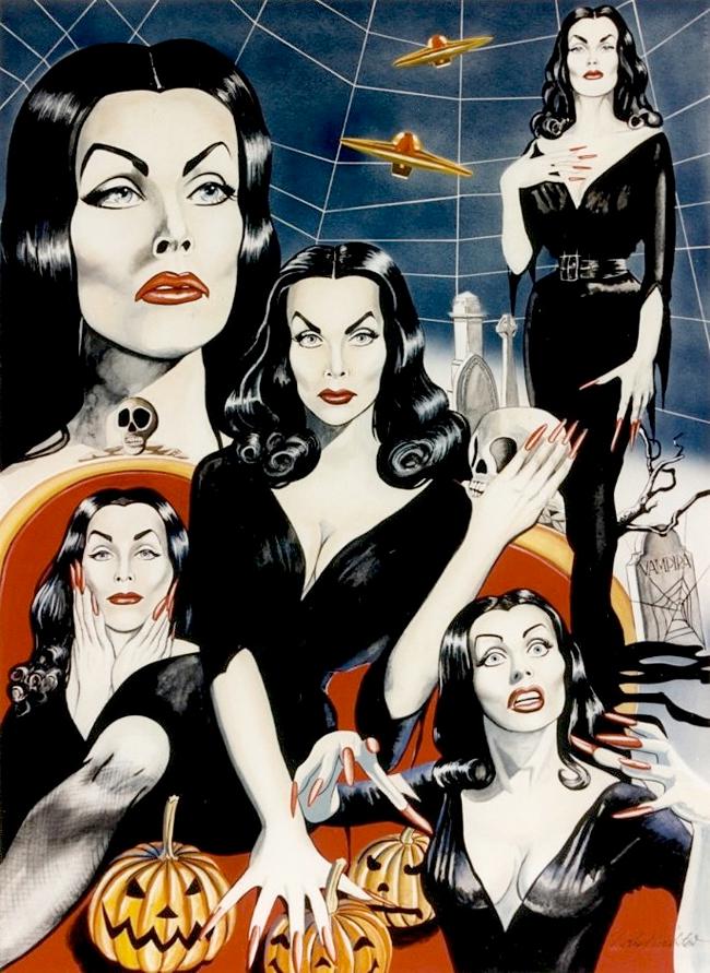Vampira - Robert Rechter