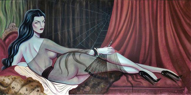 Vampira - Sara Ray