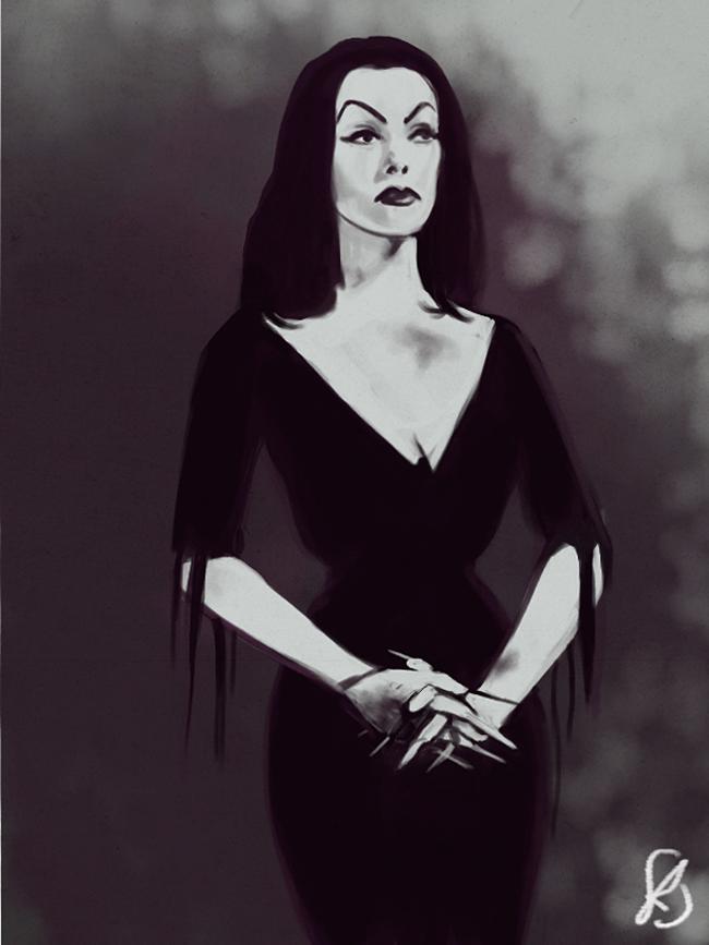 Vampira - Sara Russo