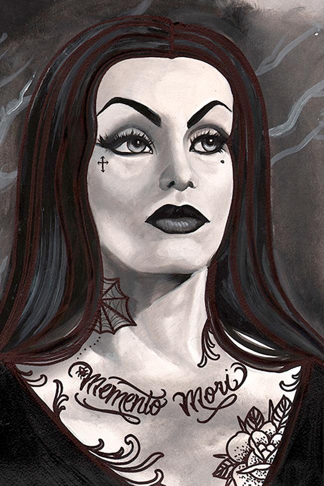 Vampira - Thea Fear