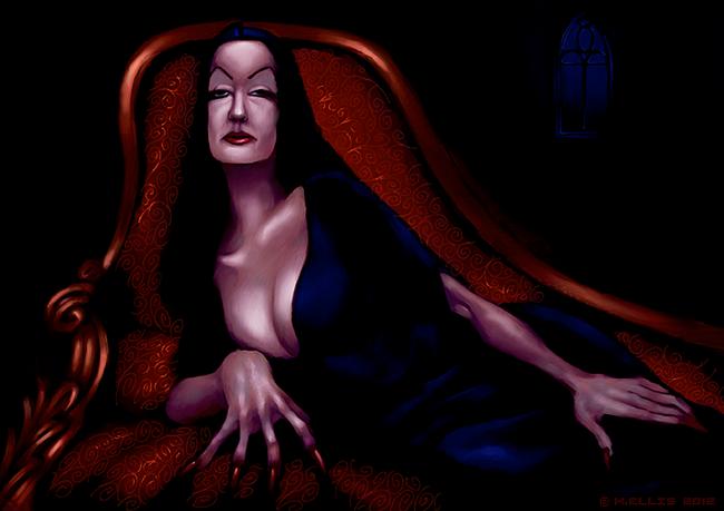 Vampira - Wayne Ellis