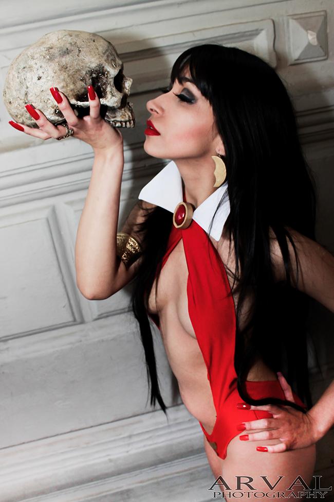 Vampirella - Arval Photography