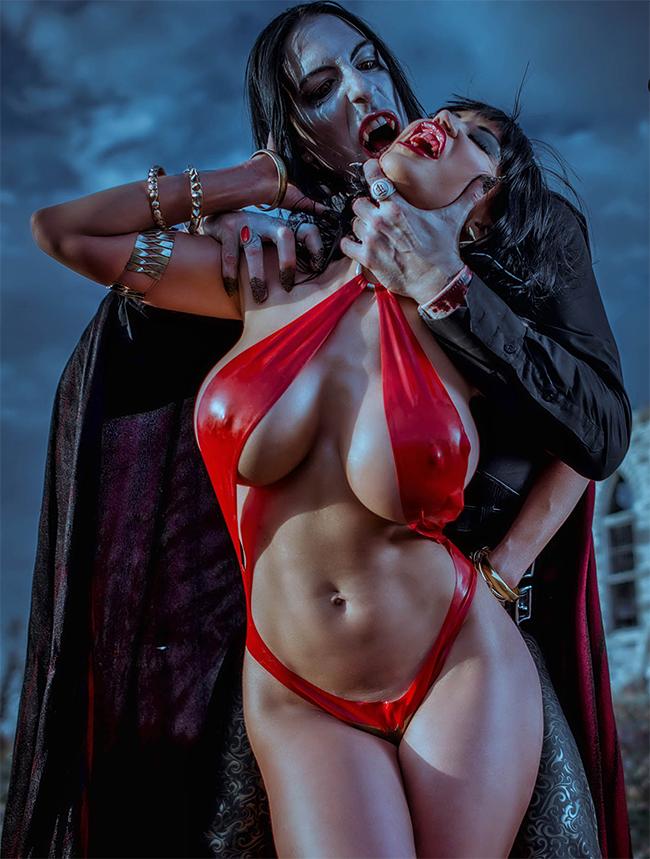 Teen free fat naked vampire babe model tyra naked