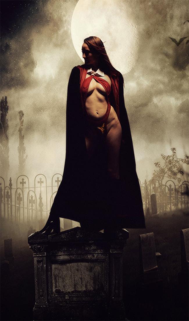 Vampirella - Bianca Caito