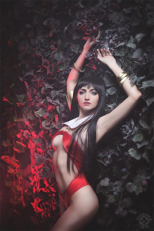 Vampirella - Daria Kulikova