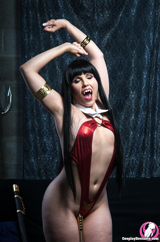 Vampirella - Geeky Sica