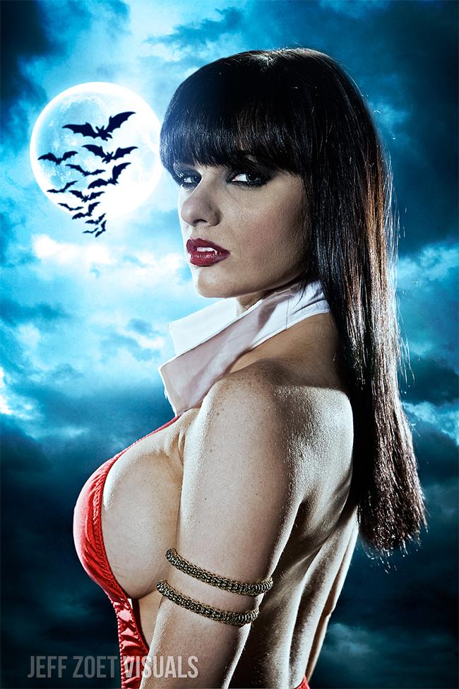 Vampirella - Jeff Zoet
