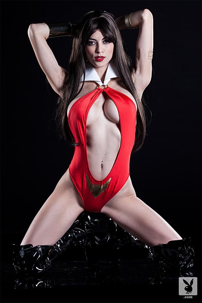 Vampirella - Leeanna Vamp