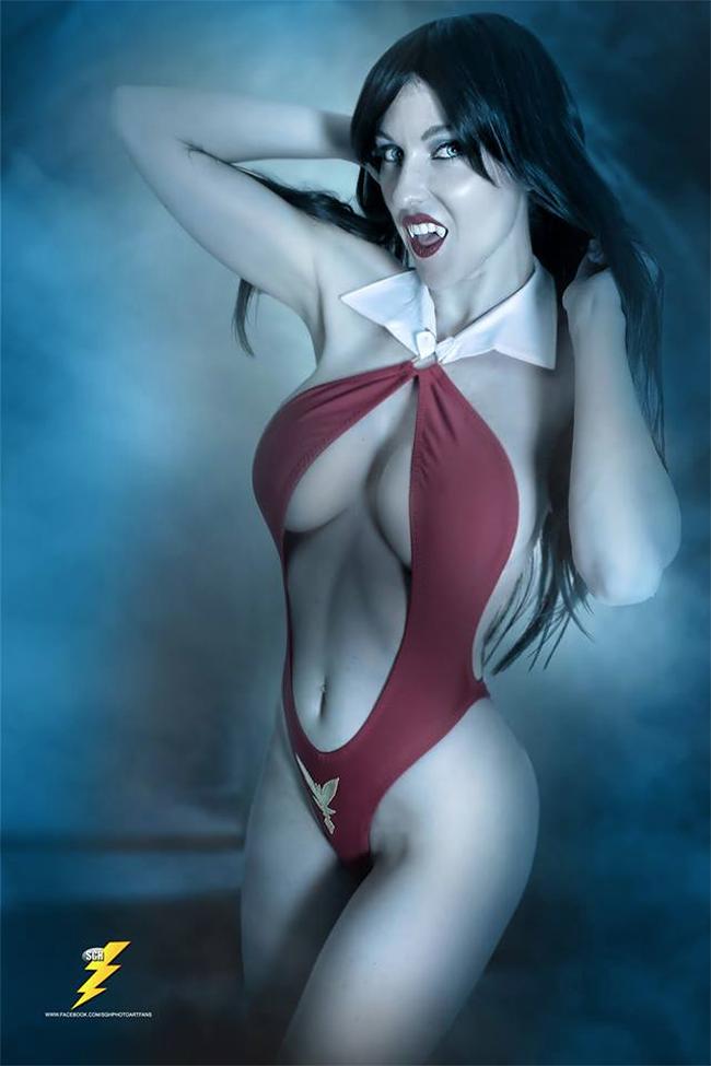 Vampirella - Meg Murrderher