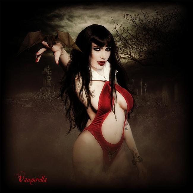 Vampirella - Micheline Pitt