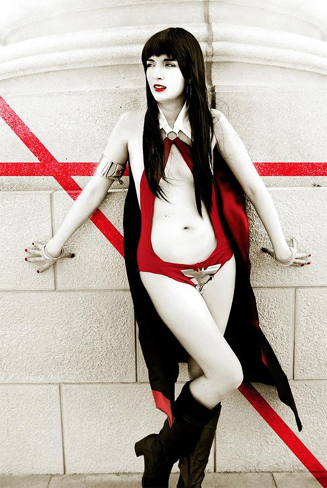 Vampirella - Saritisima