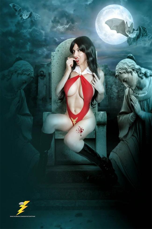 Vampirella - SGH PhotoArt