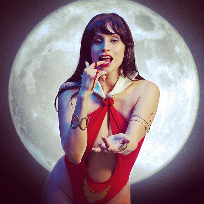 Vampirella - Valerie Perez