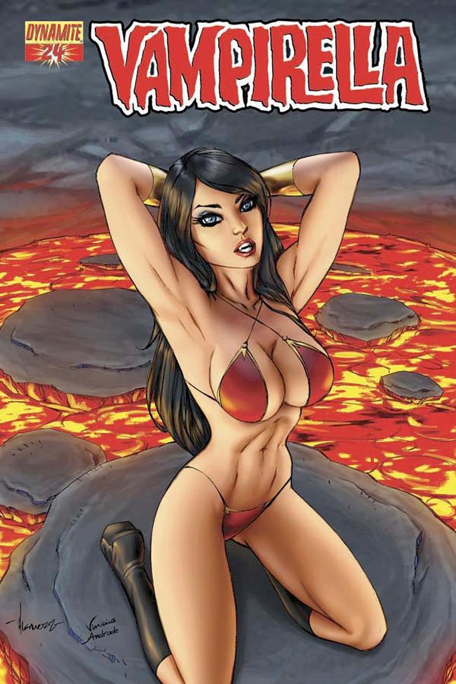 Vampirella - Alé Garza