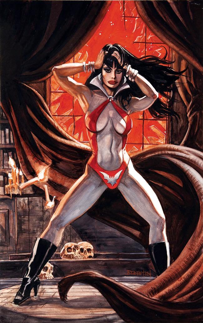 Vampirella - Dan Brereton