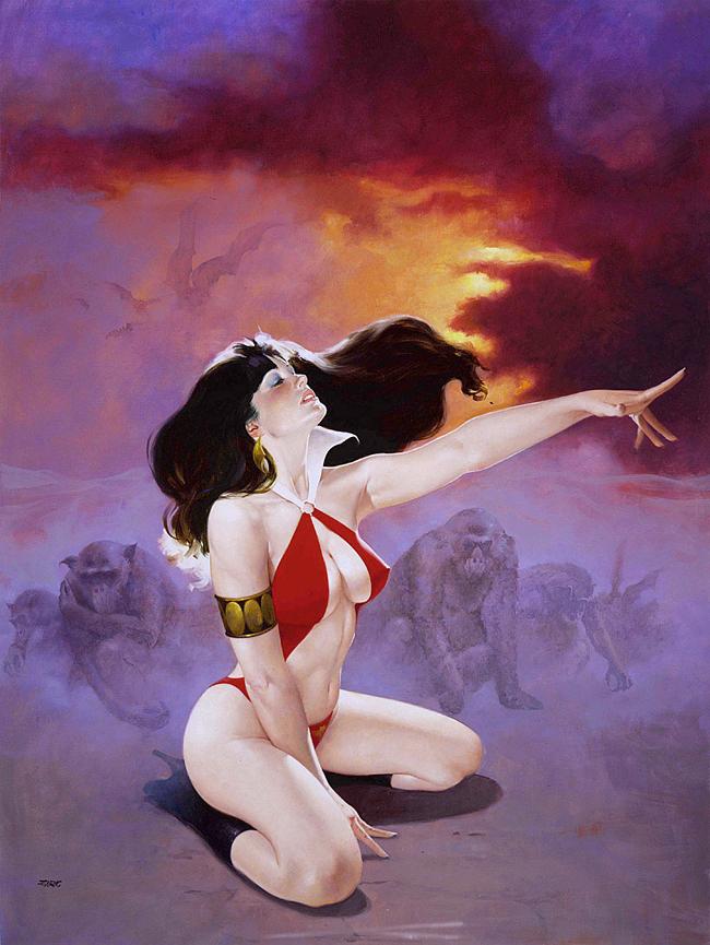 Vampirella - Enrich Torres