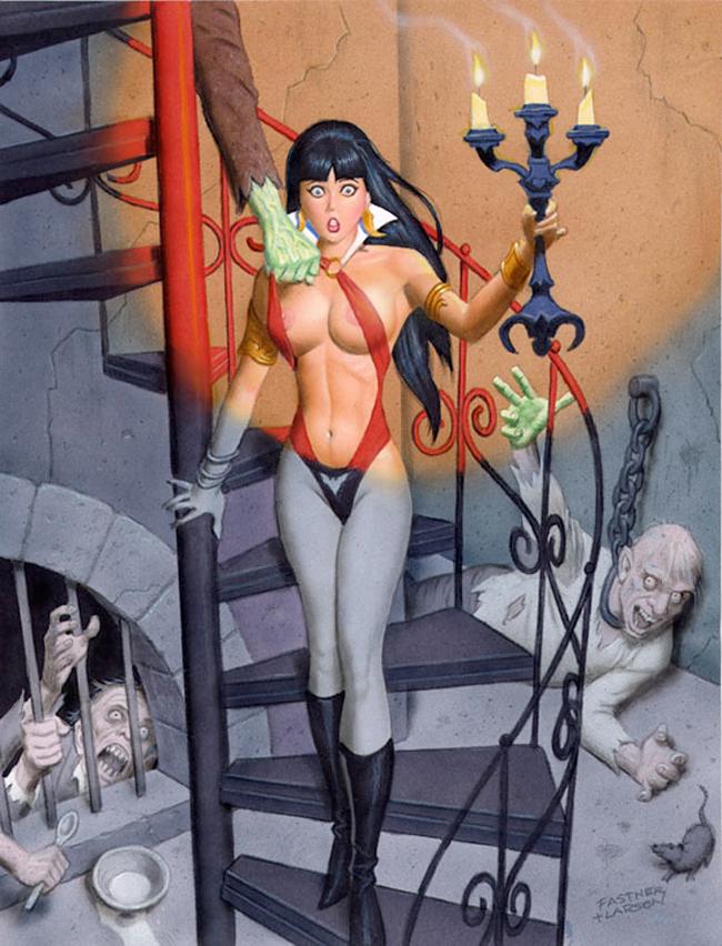Vampirella - Fastner & Larson