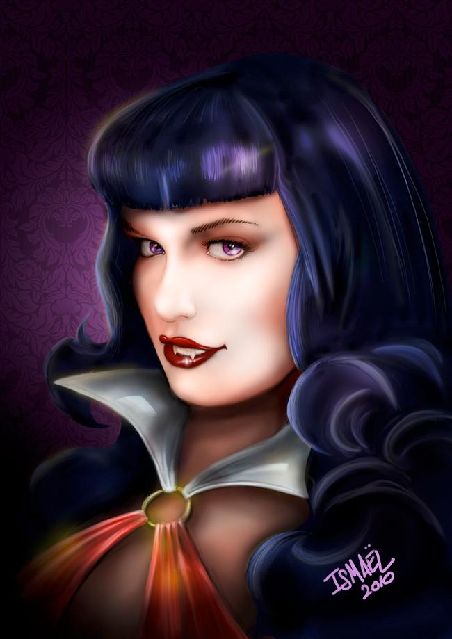 Vampirella - Ismaël