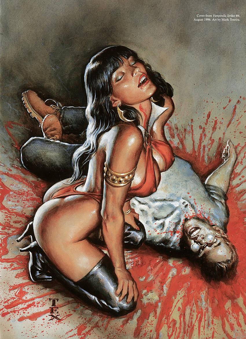 Vampirella - Mark Texeira
