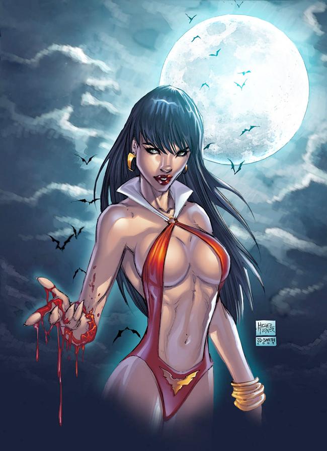 Vampirella - Michael Turner