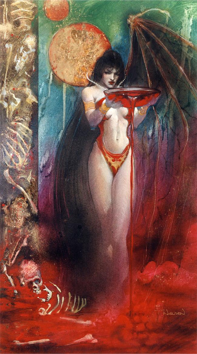 Vampirella - Terese Nielsen