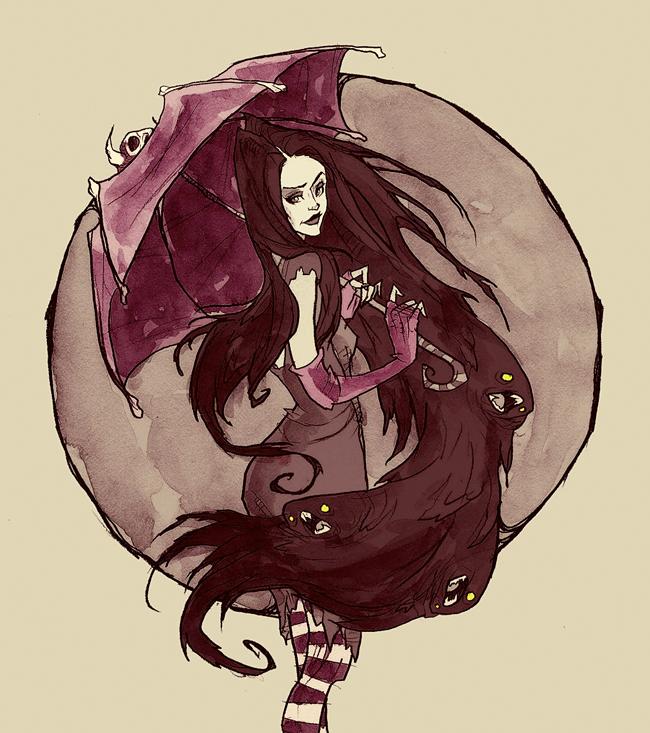 Vampire - Abigail Larson