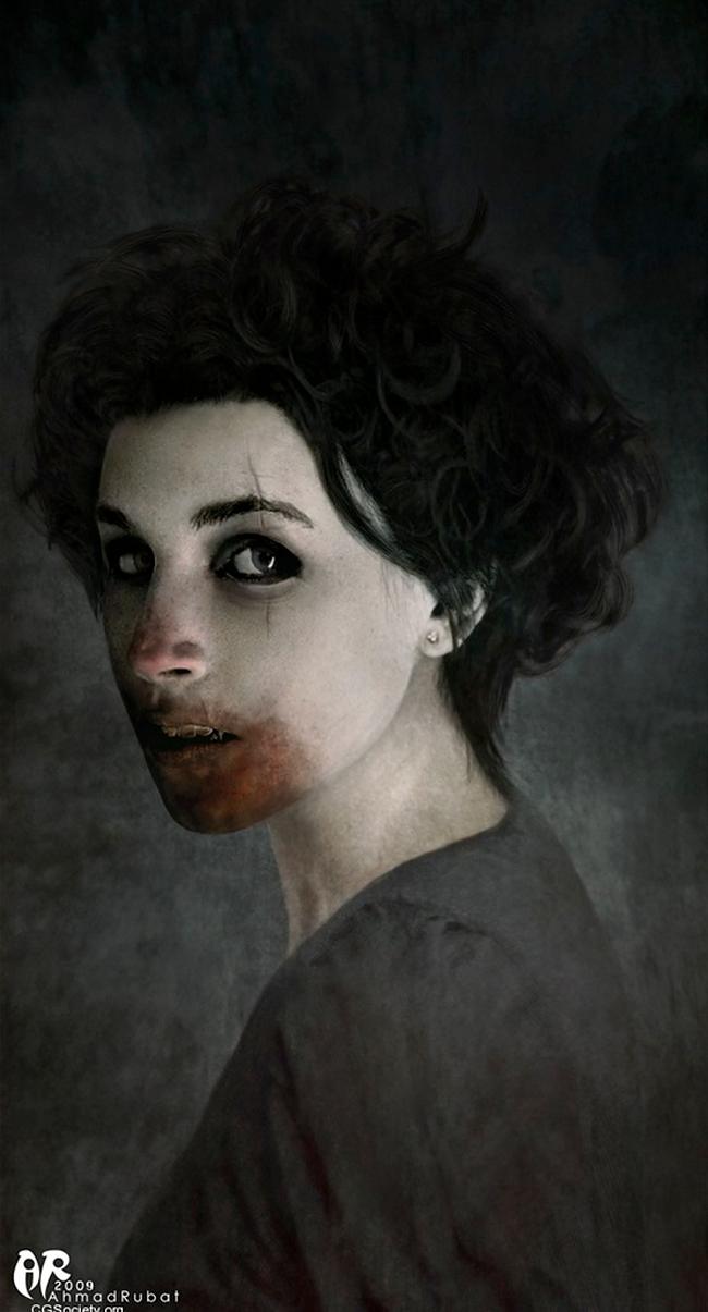 Vampire - Ahmed Rubat