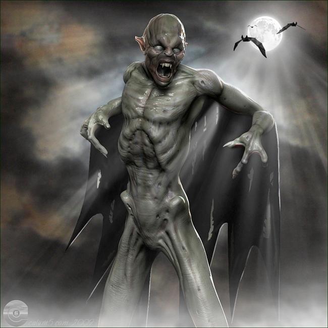 Vampire - Calum5