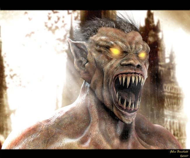 Vampire - Fabio Bautista