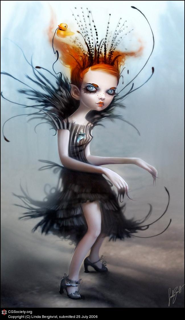 Vampire - Linda Bergkvist