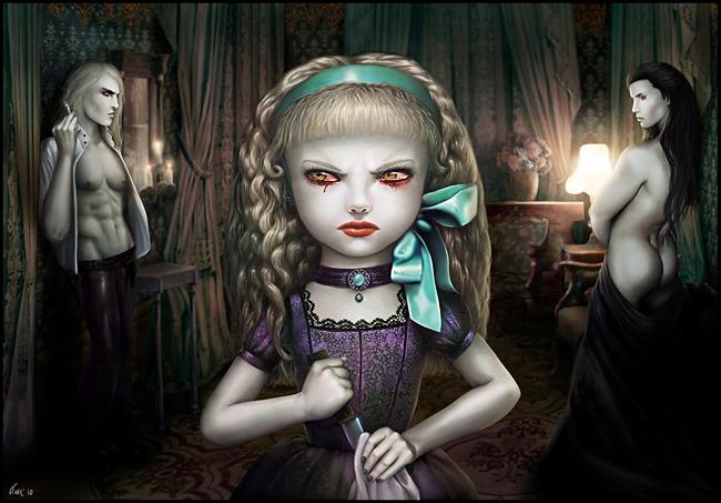 Vampire - Omri Koresh