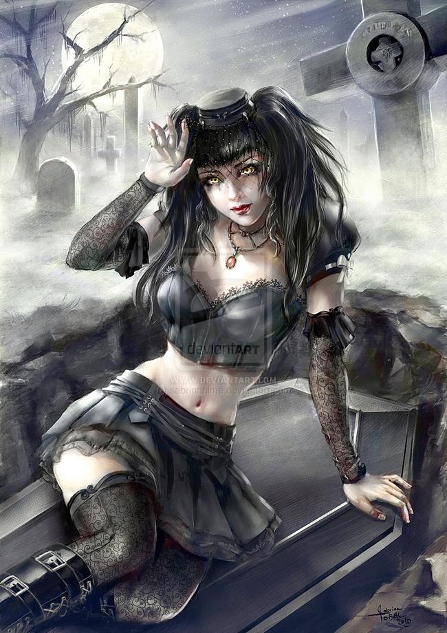 Vampire - Sabrina