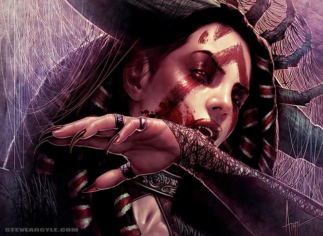 Vampire - Steve Argyle