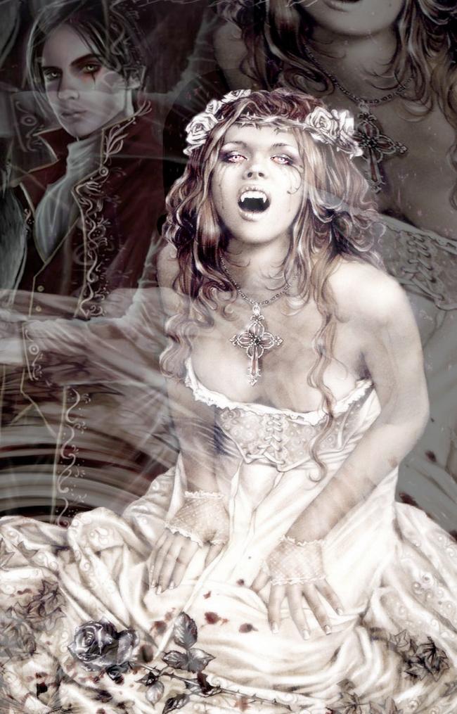 Vampire - Victoria Frances