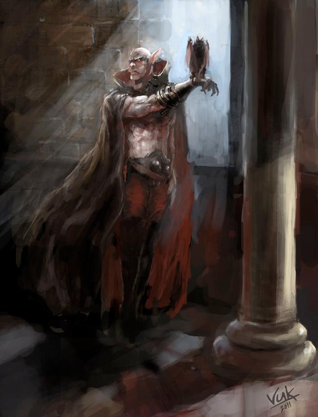 Vampire - Vuk Kostic