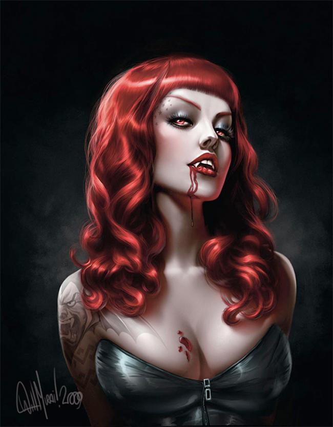 Vampire - Will Murai