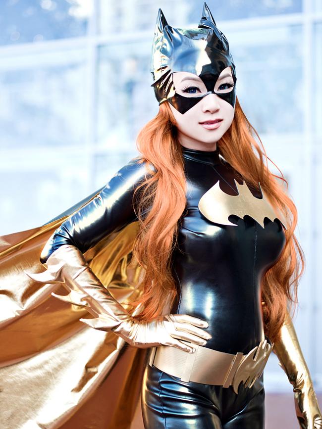 Vampy Linda Le - Batgirl