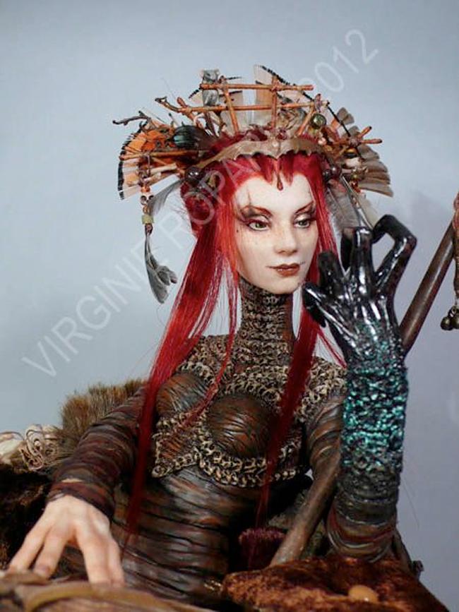 Virginie Ropars - Witchcraft