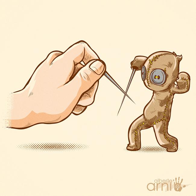 Voodoo Doll - Alberto Arni