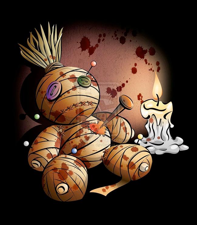 Voodoo Doll - Andias Rakhman
