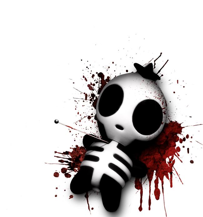 Voodoo Doll - Carlos Perez
