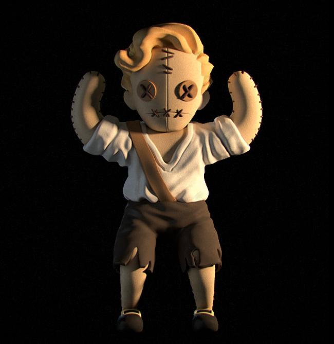 Voodoo Doll - Edrice