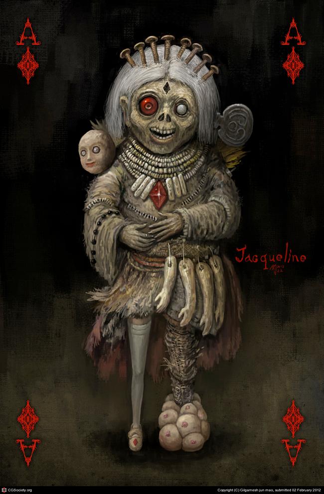 Voodoo Doll - Gilgamesh Jun Mao