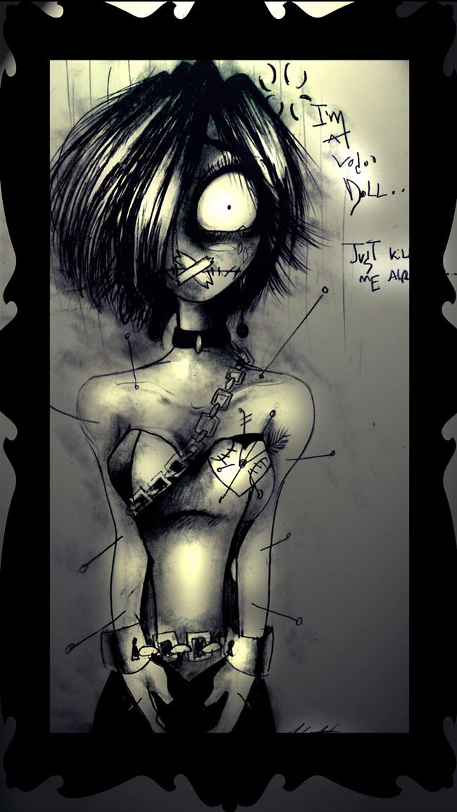 Voodoo Doll - Heather Hermann