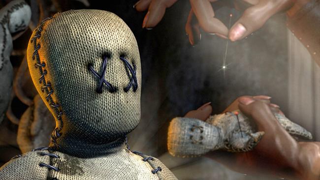 Voodoo Doll - Joaquin Baldwin