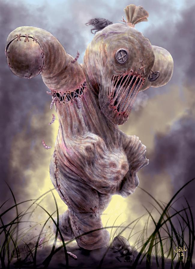 Voodoo Doll - Joel Serrano