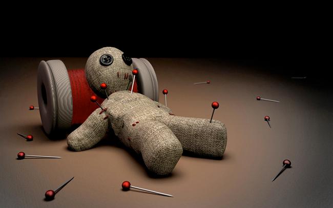 Voodoo Doll - Jorshma
